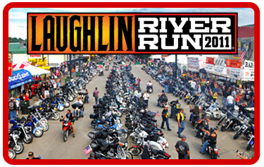 Laughlin Bikeweek Vendor space.